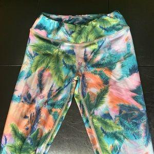 Triple Flip Colored Leggings